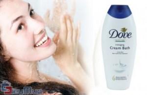 Combo 1 chai dưỡng thể 400ml và 1 chai sữa tắm Dove 500ml giá chỉ có 120.000đ, Dove chứa 1/4 kem dưỡng ẩm, giúp nuôi dưỡng, bảo vệ làn da của bạn. - 2 - Dịch Vụ Làm Đẹp - Dịch Vụ Làm Đẹp
