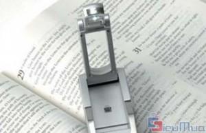 Đèn Kẹp Đọc Sách Ban Đêm giá chỉ có 53.000đ, Thiết kế nhỏ nhẹ, có thể mang theo mọi nơi và đặc biệt có chế độ điều chỉnh ánh sáng phù hợp. - 3 - Gia Dụng - Gia Dụng