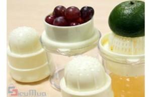 Dụng cụ vắt cam, ép trái cây giá chỉ có 58.000đ. Chất liệu nhựa cao cấp, bền đẹp. Giải pháp tối ưu giúp bạn tiết kiệm thời gian và công sức. - 2 - Gia Dụng - Gia Dụng
