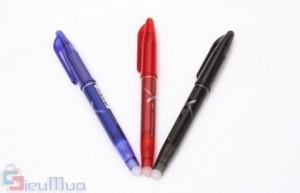 Combo 02 bút bi Nhật xóa được giá chỉ có 127.000đ. Thiết kế đặc biệt, tiện dụng cho phép bạn gạch, xóa, sửa đổi những gì đã đặt bút viết. - 2 - Gia Dụng - Gia Dụng