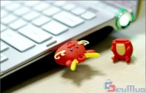 USB 8GB Hình Con Rồng giá chỉ có 158.000đ, kiểu dáng ngộ nghĩnh, xinh xắn, lưu trữ được thông tin an toàn, thuận tiện hơn. - 3 - Công Nghệ - Điện Tử - Công Nghệ - Điện Tử