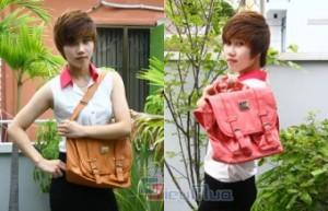 Túi xách thời trang XO dành cho nữ giá chỉ có 175.000đ, kiểu dáng sành điệu, thiết kế duyên dáng, cho bạn thật nổi bật giữa đám đông. - Thời Trang Nữ