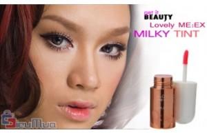 Son môi sữa Milky Tint không trôi giá chỉ có 180.000đ, mang lại gam màu tự nhiên và đầy sức sống giúp đôi môi mềm mại. - Dịch Vụ Làm Đẹp