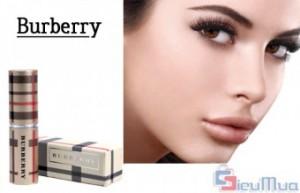 Son môi Burberry giá chỉ có 65.000đ. Tác dụng dưỡng môi, chống tia UV. Làn môi xinh xắn và căng mọng cho nụ cười say đắm ngất ngây. - Dịch Vụ Làm Đẹp