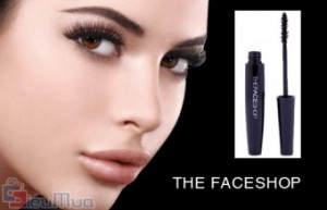 Bộ Mascara Thefaceshop giá chỉ có 165.000đ bao gồm 1 cây mascara dài mi, 1 cây dày mi. Mang đến cho bạn gái đôi mắt long lanh và quyến rũ hơn. - Dịch Vụ Làm Đẹp