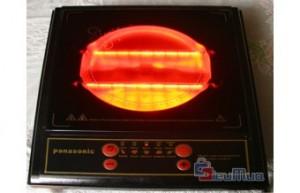 Bếp điện quang, vĩ nướng giá chỉ có 285.000đ, an toàn tuyệt đối nhờ hệ thống kiểm soát nhiệt chính xác và không gây khói. - Gia Dụng