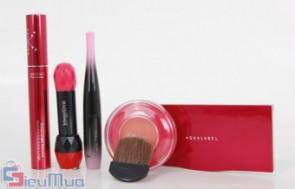Bộ 5 sản phẩm Shiseido giá chỉ có 239.000đ gồm son môi, phấn mắt, phấn, mascara, cây kẻ mắt nước. Phong cách trang điểm tự nhiên và hoàn hảo, cho làn da mịn màng. Phù hợp với hầu hết các loại da.