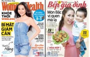 Đặt báo 12 tháng Bếp Gia Đình 26 kỳ giá chỉ có 264.000đ. Tặng 3 tháng báo Women's Health, phiếu giảm giá 50% trên tổng hóa đơn tại Trung tâm thẩm mỹ công nghệ cao CHARM.