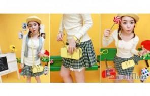 Túi hộp đa năng style Hàn Quốc giá chỉ có 179.000đ, được làm bằng da PU, sản phẩm thích hợp cho bạn gái đi làm, đi học, đi chơi - 1 - Thời Trang Nữ - Thời Trang Nữ