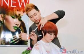 Dịch vụ gội đầu + cắt tóc + sấy giá chỉ có 40.000đ, sử dụng các dòng mỹ phẩm cao cấp và chuyên nghiệp, giúp bạn đẹp hơn, tự tin hơn.