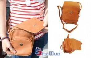 Túi xách PoLo Mini giá chỉ có 89.000đ, thiết kế tinh xảo, là một phụ kiện không thể thiếu cho người phụ nữ cá tính và hiện đại.