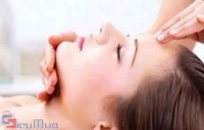 Trọn gói massage mặt và đắp mặt nạ vàng chống lão hóa tại Spa Sen Hồng giá chỉ có 59.000đ, đem đến cho bạn làn da mịn màng, trắng sáng.