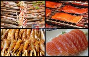 Phiếu ăn buffet tại nhà hàng HAPPY TÔM giá chỉ có 199.000đ, không gian ẩm thực vui vẻ và thoải mái dành cho bạn và người thân.