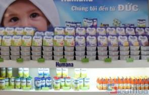 Combo 2 lốc váng sữa Humana dành cho bé giá chỉ có 79.000đ, được nhập khẩu từ Đức, nhiều hương vị thơm ngon thích hợp cho các bà mẹ lựa chọn.