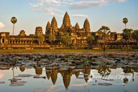 Khám phá đất nước chùa tháp - Nền văn minh...
