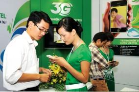 Giá điên nhất Việt Nam USB 3G Viettel chín...