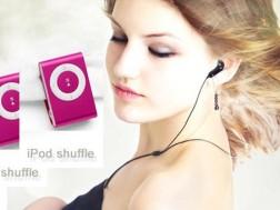 Bộ Sản Phẩm Máy Nghe Nhạc MP3 + Tai Nghe+ ...