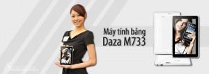 MÁY TÍNH BẢNG DAZA M733 - 1 - Công Nghệ - Điện Tử