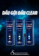 COMBO 2 DẦU GỘI ĐẦU CLEAR TRỊ GÀU THAILAND