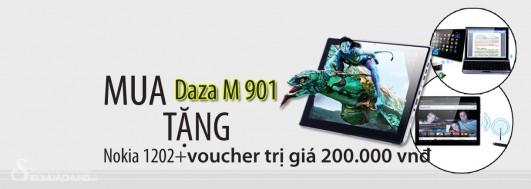 MÁY TÍNH BẢNG DAZA M901 - 1 - Công Nghệ - Điện Tử