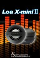 LOA X-MINI II KIỂU DÁNG SIÊU NHỎ - 1 - Công Nghệ - Điện Tử