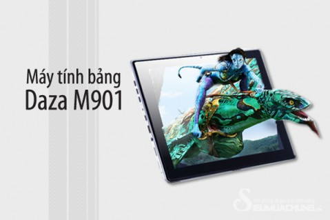 MÁY TÍNH BẢNG DAZA M901 - 2 - Công Nghệ - Điện Tử