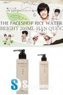 Siêu Mua Chung - THE FACESHOP RICE WATER BRIGHT 200ML – HAN QUOC - 1 - Dich Vu Lam Dep