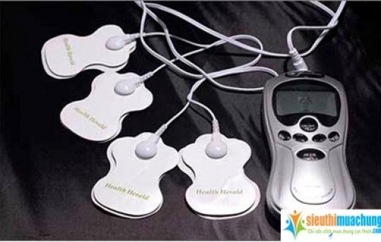 Máy Massage Bấm Huyệt Xung Điện Kỹ Thuật số