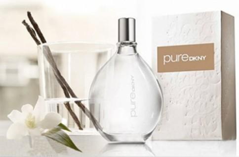 Nước hoa Pure DKNY (50ml):kiểu dáng giọt nước, hương thơm êm dịu, nhẹ nhàng