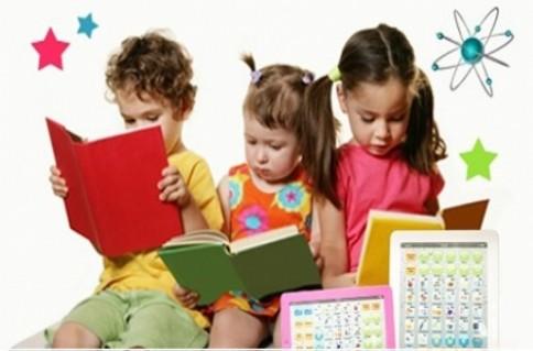 IPAD ĐỒ CHƠI:Cho bé vừa học vừa chơi, giúp bé vui học hỏi.