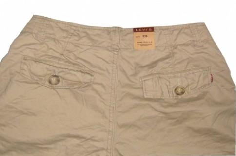 QUẦN SHORT NAM KAKI:Thiết kế đơn giản trên nền vải Jeans co giãn tốt.