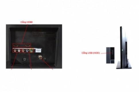TIVI SAMSUNG UA40EH5000:Màn hình LED 40 inches.