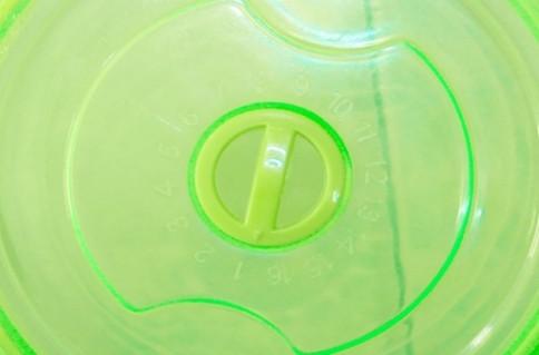 COMBO 3 HỘP NHỰA SUPER CLOCK:Bộ 3 hộp nhựa tròn Super Look nấp gài chắc chắn, có vạch chia đánh dấu thời gian.
