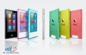 iPod Nano Gen 7 - Sống cùng âm nhạc đỉnh cao