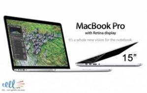 MacBook Pro MC 975 màn hình siêu nét Retina.