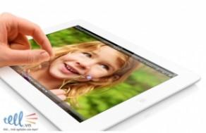 iPad 4 16Gb wifi- Bất ngờ từ Apple dành cho làng công nghệ