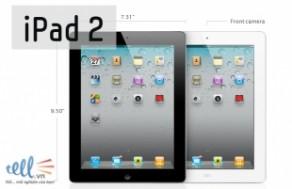 iPad 2 16Gb wifi - Thoả sức sáng tạo.