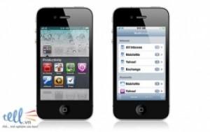 iPhone 4S - sản phẩm đỉnh cao của công nghệ Smartphone