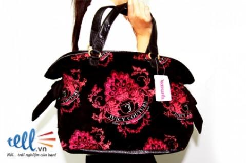 Túi xách thời trang Juicy Couture Julia Botanica