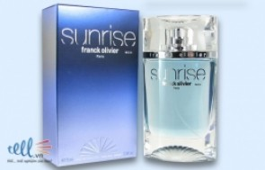 Nước hoa Sunrise By Franck Olivier Paris 75ml