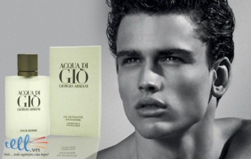 Nước hoa Acqua Di Gio Pour Homme for Men eau de toilette 50ml - Thời Trang và Phụ Kiện