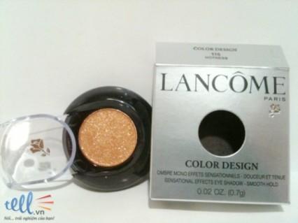 Phấn mắt ánh nhũ Lancôme Color Design Sensational Effects Eyeshadow - Trang Điểm - Trang Điểm