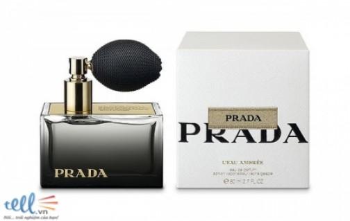 Nước hoa L'Eau Ambree Eau De Parfum Spray 50ml