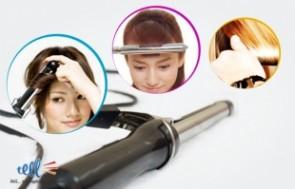 Máy uốn tóc setting công nghệ mới