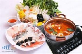 Bếp Hồng ngoại Leting bằng đá Ceramic tiện lợi và an toàn cho mọi gia đình