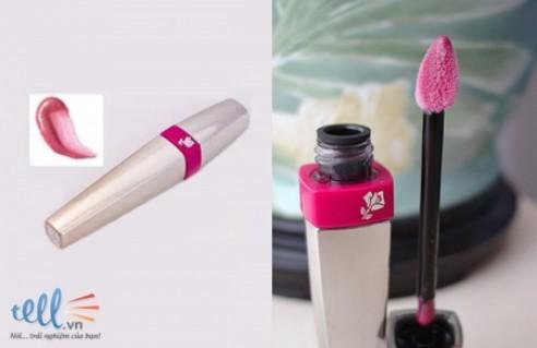 Son môi Lancome La Laque Fever Lipshine cho làn môi căng mọng