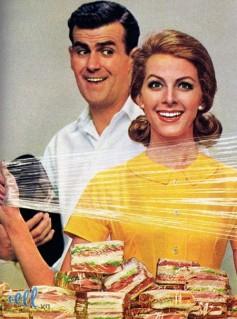 Màng bọc thực phẩm Food Wrap 200m