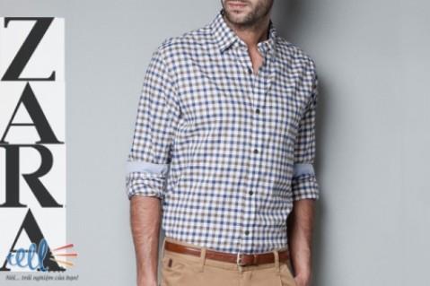 Áo sơ mi nam hàng hiệu xuất khẩu - Quỳnh Zara Shop