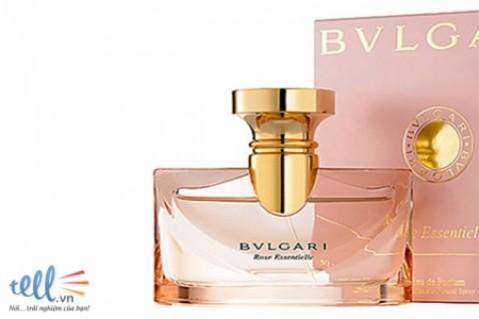 Nước hoa nữ BVLGari Rose Essentielle eau de parfum 100ml