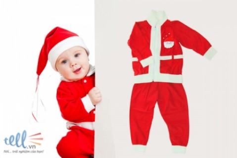 Bộ đồ Noel trẻ em
